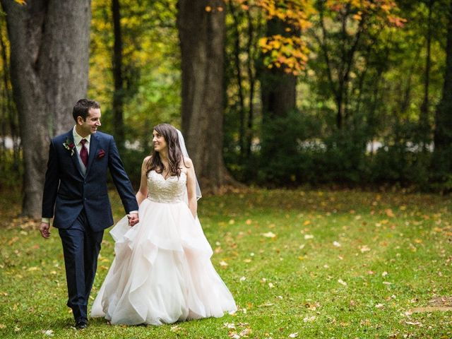 Chris And Sasha's Wedding In Ottawa, Ontario