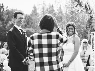 The wedding of Gaelle and Paul 2