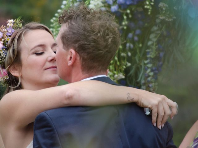 The wedding of Jordan and Ben