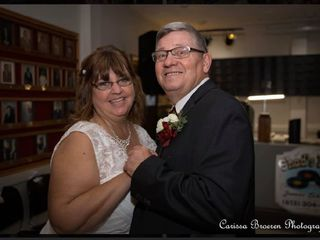 The wedding of Lorna  and Mark 3