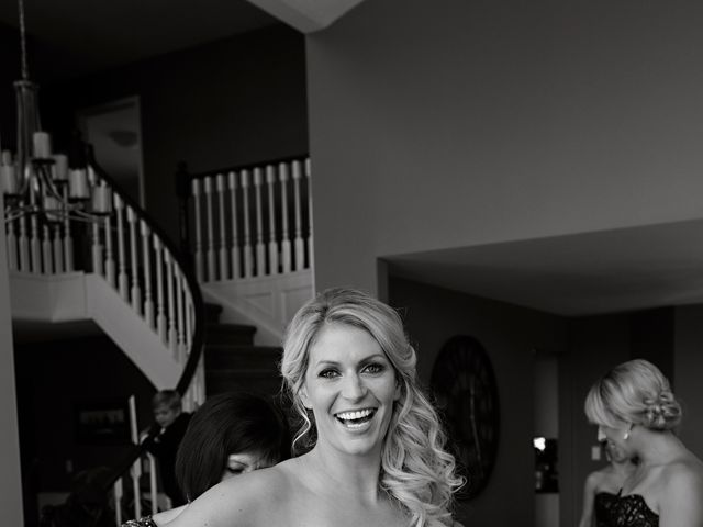 Jordan and Andrea's wedding in Edmonton, Alberta 6