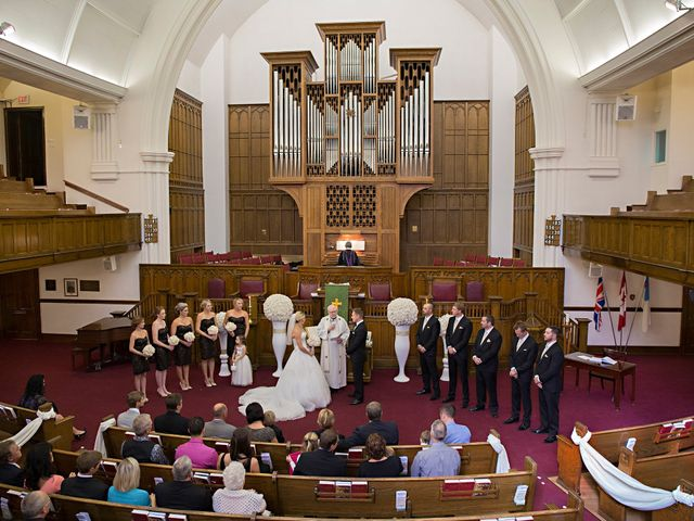 Jordan and Andrea's wedding in Edmonton, Alberta 10