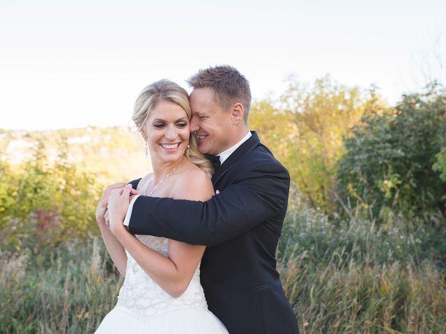 Jordan and Andrea's wedding in Edmonton, Alberta 13