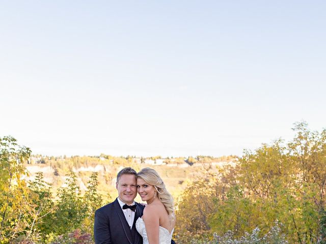 Jordan and Andrea's wedding in Edmonton, Alberta 14