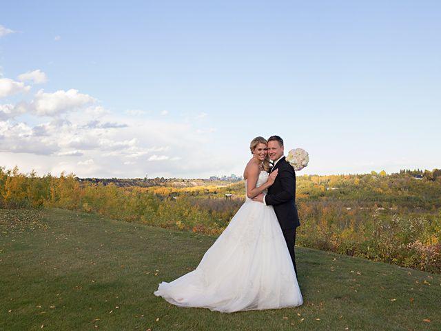 Jordan and Andrea's wedding in Edmonton, Alberta 18