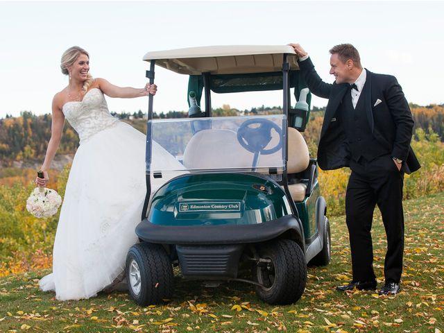 Jordan and Andrea's wedding in Edmonton, Alberta 20