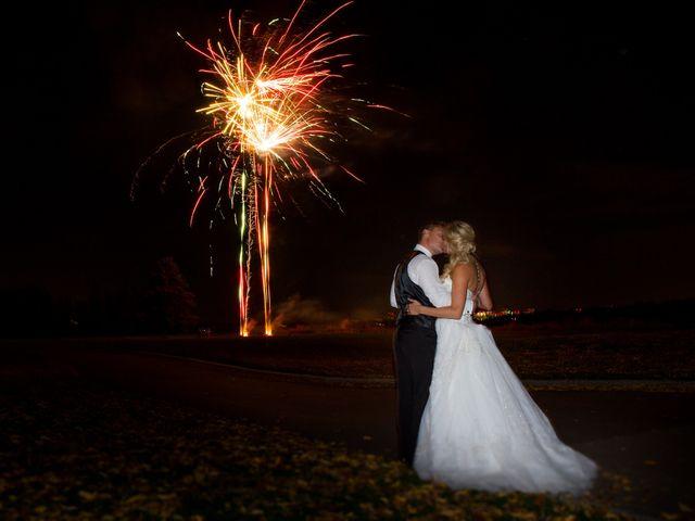 Jordan and Andrea's wedding in Edmonton, Alberta 22