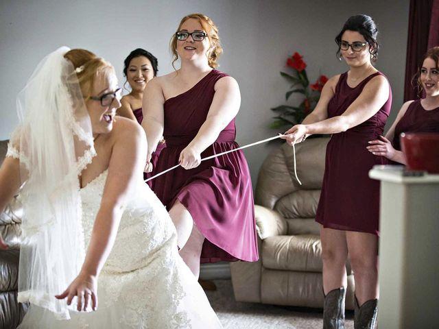 Alex and Taylor's wedding in Whitewood, Saskatchewan 4