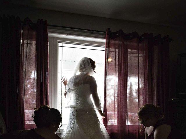 Alex and Taylor's wedding in Whitewood, Saskatchewan 5