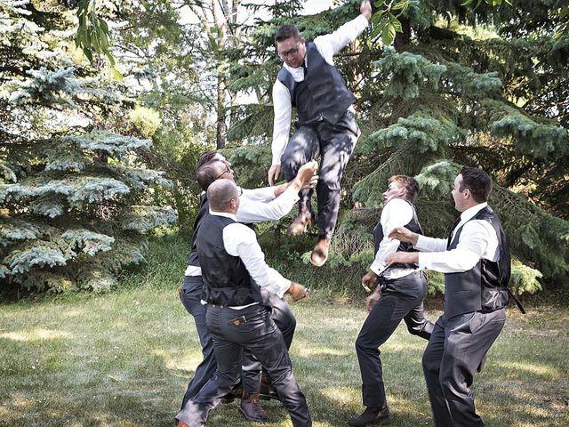 Alex and Taylor's wedding in Whitewood, Saskatchewan 7