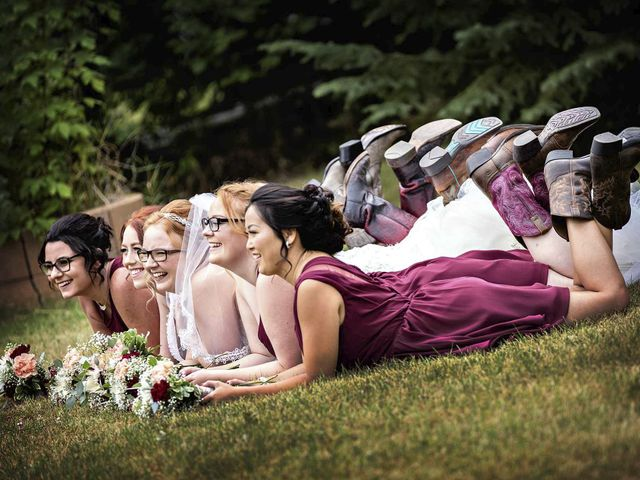 Alex and Taylor's wedding in Whitewood, Saskatchewan 11