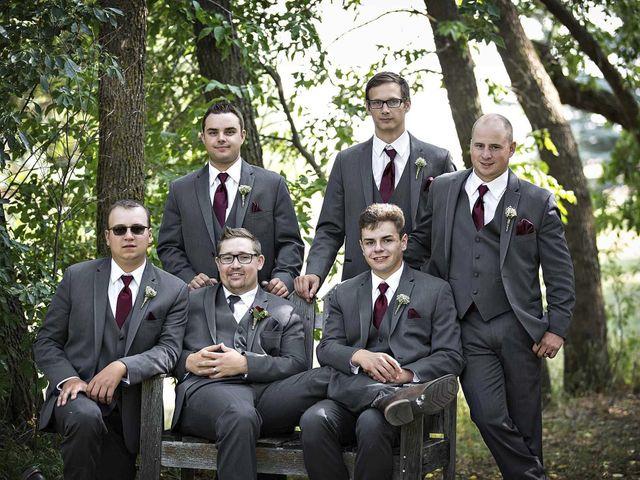 Alex and Taylor's wedding in Whitewood, Saskatchewan 13