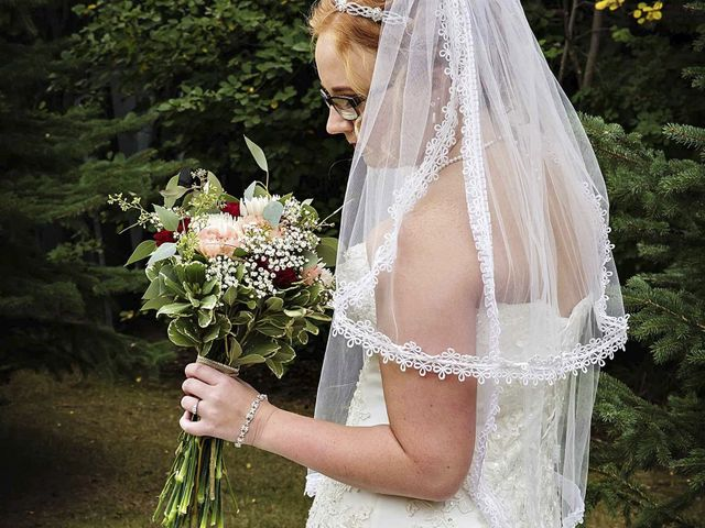 Alex and Taylor's wedding in Whitewood, Saskatchewan 14