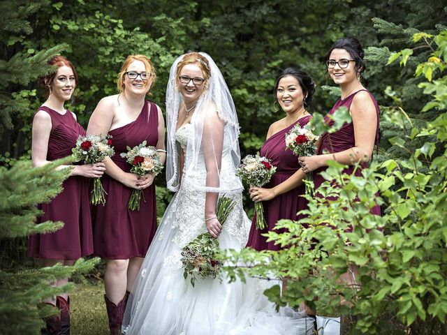Alex and Taylor's wedding in Whitewood, Saskatchewan 15