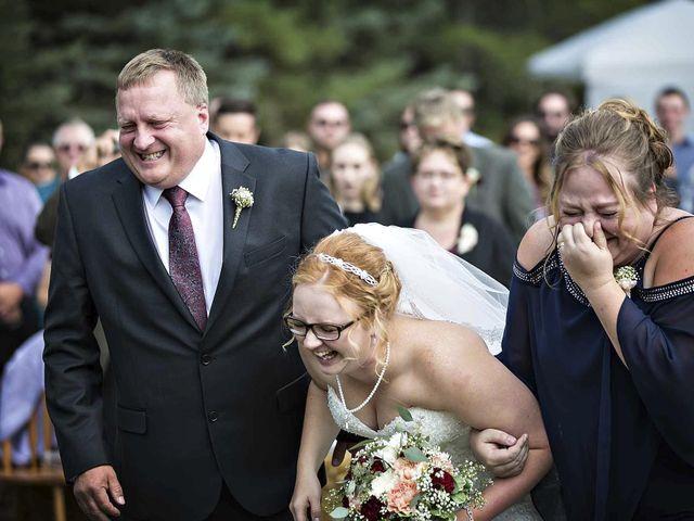 Alex and Taylor's wedding in Whitewood, Saskatchewan 20