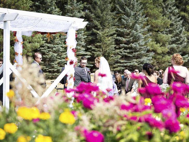 Alex and Taylor's wedding in Whitewood, Saskatchewan 21