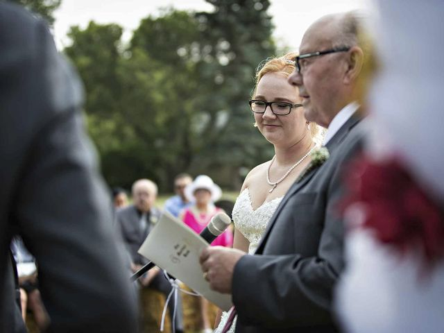 Alex and Taylor's wedding in Whitewood, Saskatchewan 22