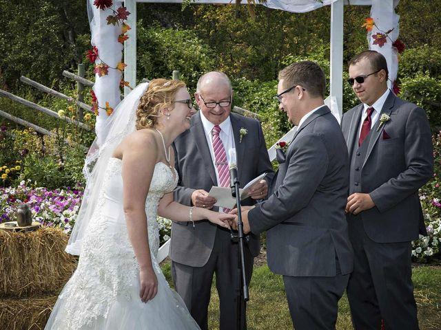 Alex and Taylor's wedding in Whitewood, Saskatchewan 23