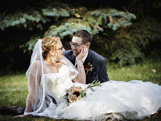 Alex and Taylor's wedding in Whitewood, Saskatchewan 30