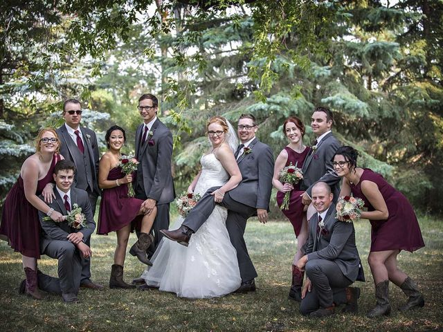 Alex and Taylor's wedding in Whitewood, Saskatchewan 31