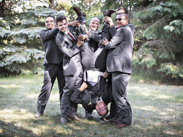 Alex and Taylor's wedding in Whitewood, Saskatchewan 32