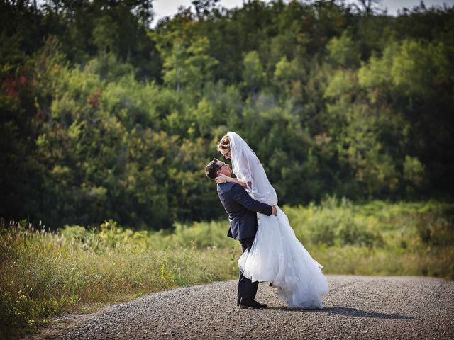 Alex and Taylor's wedding in Whitewood, Saskatchewan 37
