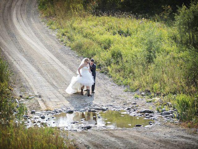 Alex and Taylor's wedding in Whitewood, Saskatchewan 39
