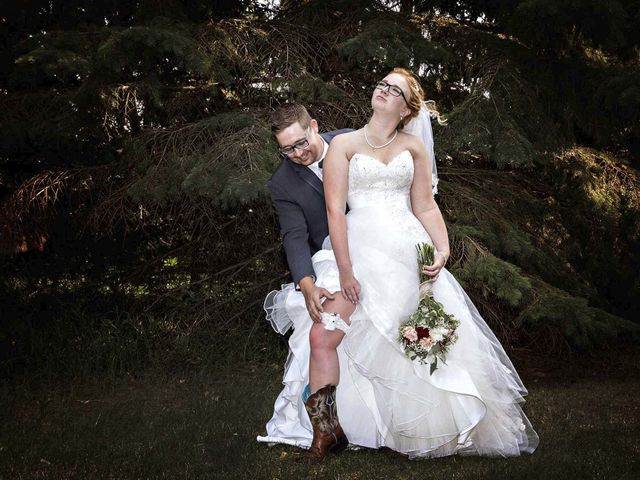 Alex and Taylor's wedding in Whitewood, Saskatchewan 43