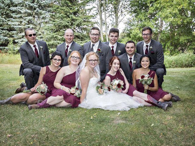 Alex and Taylor's wedding in Whitewood, Saskatchewan 44