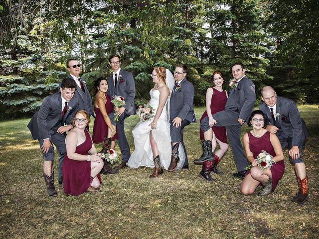 Alex and Taylor's wedding in Whitewood, Saskatchewan 46