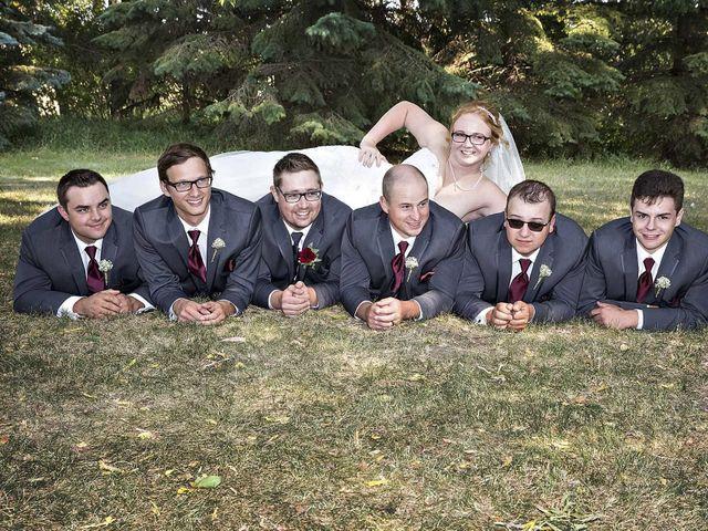 Alex and Taylor's wedding in Whitewood, Saskatchewan 47