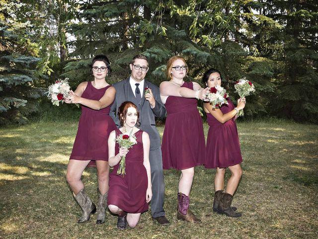 Alex and Taylor's wedding in Whitewood, Saskatchewan 48