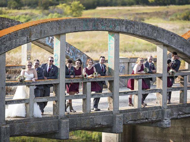 Alex and Taylor's wedding in Whitewood, Saskatchewan 52
