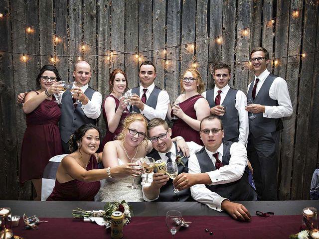 Alex and Taylor's wedding in Whitewood, Saskatchewan 62