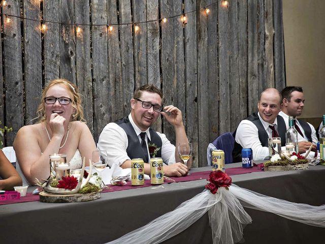 Alex and Taylor's wedding in Whitewood, Saskatchewan 63