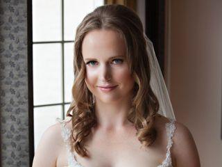The wedding of Jennifer and Chris 1