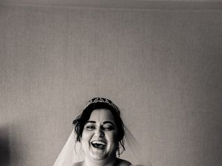 The wedding of Mahla and Raj 2