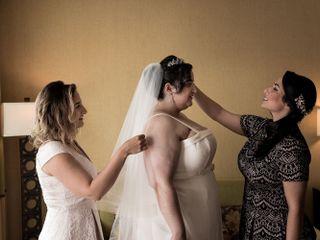 The wedding of Mahla and Raj 3