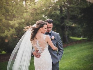 The wedding of Kaitlin and Nader