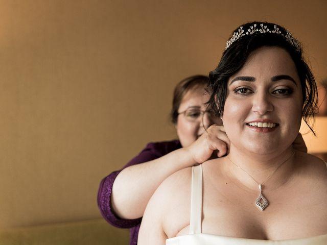 Raj and Mahla's wedding in Sooke, British Columbia 8