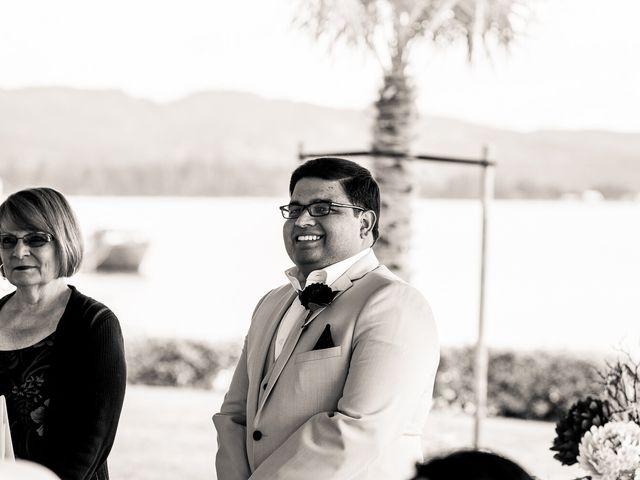 Raj and Mahla's wedding in Sooke, British Columbia 15