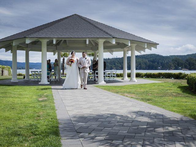 Raj and Mahla's wedding in Sooke, British Columbia 22