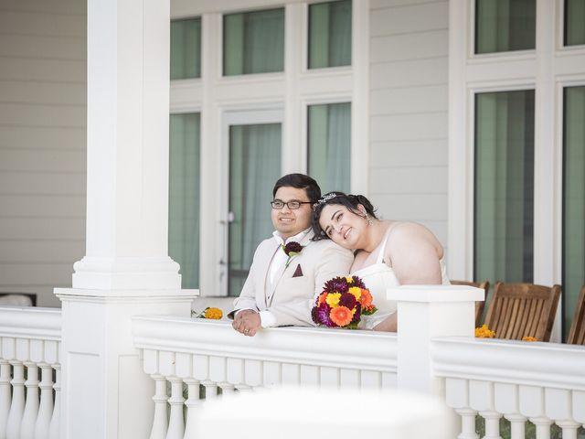 Raj and Mahla's wedding in Sooke, British Columbia 25