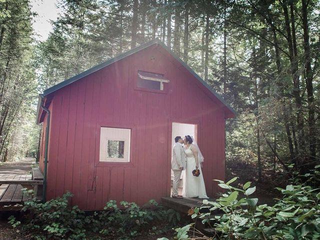 Raj and Mahla's wedding in Sooke, British Columbia 30