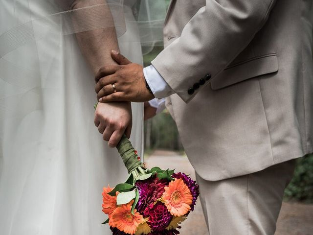 Raj and Mahla's wedding in Sooke, British Columbia 33