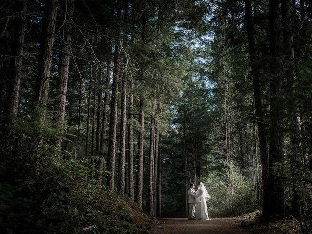 Raj and Mahla's wedding in Sooke, British Columbia 36