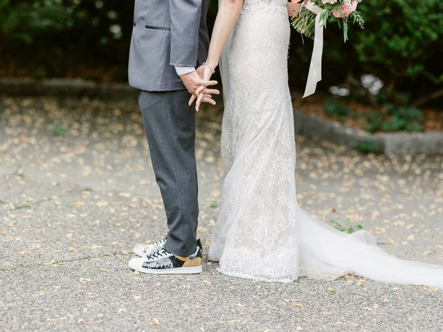 Cherry and Bill's wedding in Vancouver, British Columbia 38