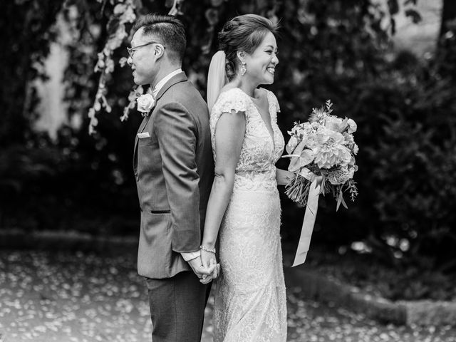 Cherry and Bill's wedding in Vancouver, British Columbia 39