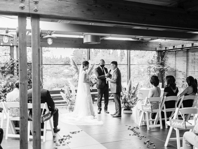 Cherry and Bill's wedding in Vancouver, British Columbia 65