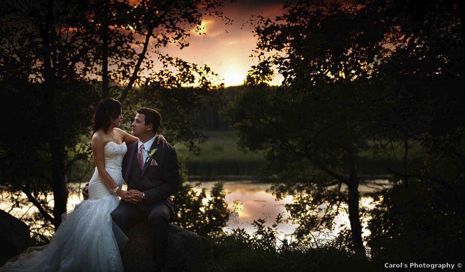 Tyler and Maddi's wedding in Yorkton, Saskatchewan